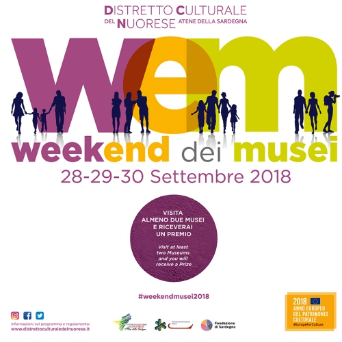 Vai alla news Week end dei Musei all'Acquario di Cala Gonone